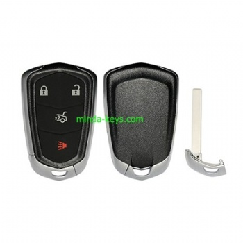 New Cadillac Prox Remote Shell