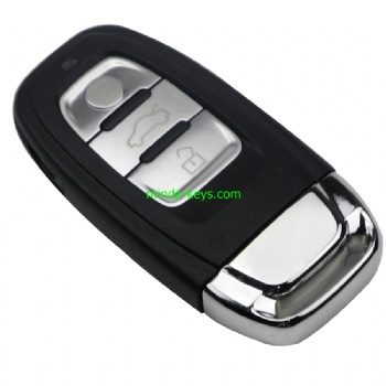 AU-212 Audi Smart Remote Shell HU66 3 Button