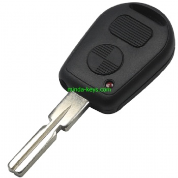 BM-201 BMW Remote Shell HU58 2 Button