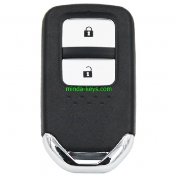 HO-240 Honda Smart Remote Shell 2 Button HON66 Emergency key