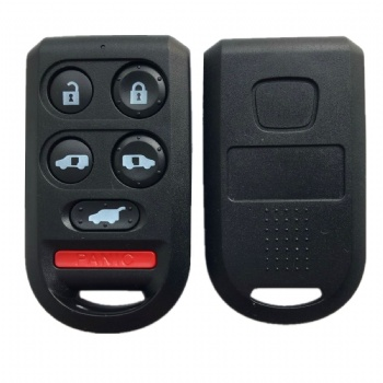 HO-271 Honda Remote Shell 6 Button