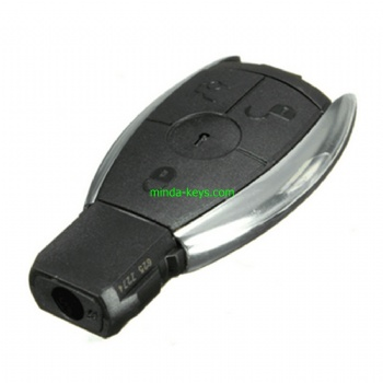 MB-223 Mercedes Benz Smart Remote Shell 3 Button with no emergence key