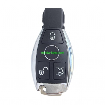 MB-225 Mercedes Benz for Bag Smart Remote Shell 3 Button with emergence key