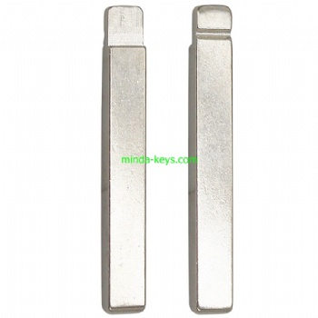NO 71 #71 Uncut HU100 Opel Key Blade for Opel Remote Shell